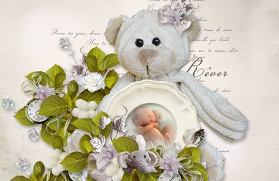 "Kit ""My sweet child"" de Meldesigns"