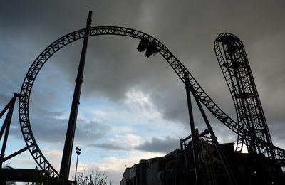 Thorpe Park, attractions extrèmes