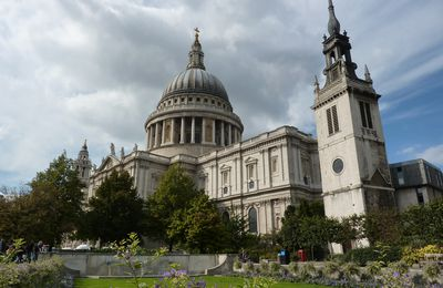 St Paul's Cathedral, Londres