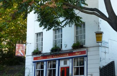 The Grenadier, pub hanté de Londres