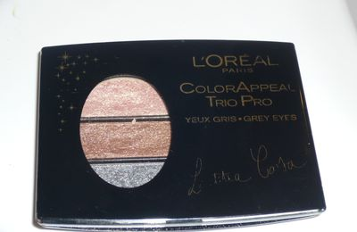 L'Oréal color appeal trio pro n° 335