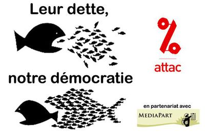 Journée internationale des alternatives d'ATTAC - Merci à Pepe.