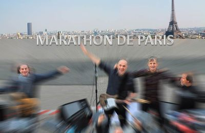 MARATHON DE PARIS - 6 avril 2014