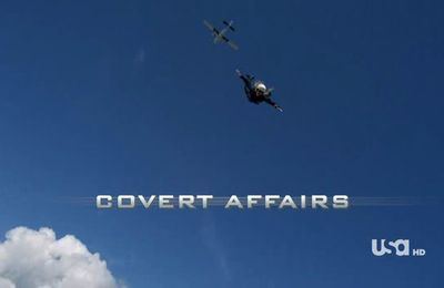 Covert Affairs: Pilot
