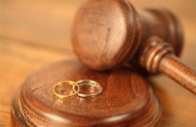 Une annulation de mariage déprimante !