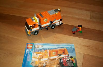 Set Lego city 7991