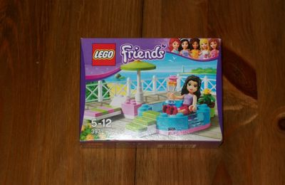 Revue du set Lego 3931 (Friends)