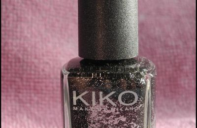 Kiko sugar Mat 646 starry Black