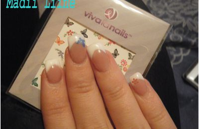 Stickers viva la nails