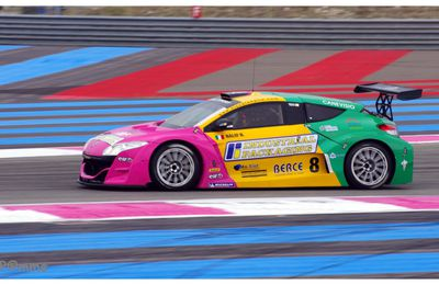World series by Renault - Megane trophy