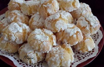 Ghriba aux noix de coco