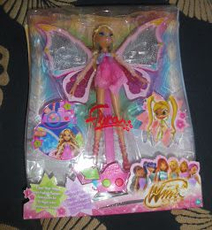 POUPEE WINX CLUB ENCHANTIX FLORA