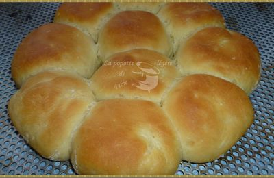 Brioche asiatique (thermomix)