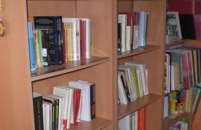 Tag : La bibliothèque de .... Sandrine