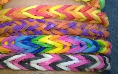 bracelet looms simple