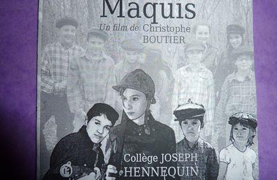 """Spectacle, Gannat 2013 : """"Le temps du maquis"""""""