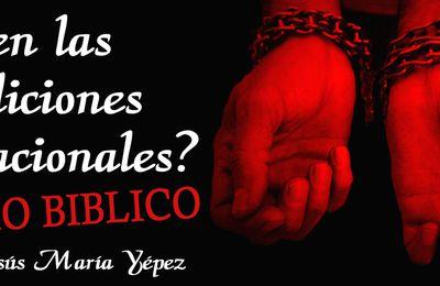 ¿Existen las Maldiciones Generacionales? / Estudio Bíblico / Dr. Jesús María Yépez