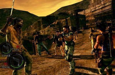 Le test de Resident Evil 5 sur PC,pour PC Gamer jeux Survival-horror