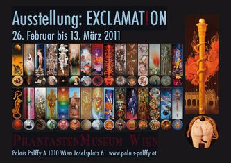 Libellule – Magic Realism EXCLAMAT!ON Phantasten Museum Wien