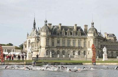 Triathlon de Chantilly 2012