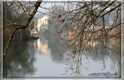 Doubs rivage ...