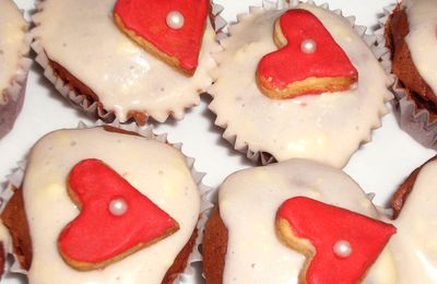 Cupcakes Amor Siempre - Cupcakes Amour Toujours