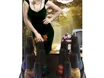 China glaze : Vintage Vixen collection Automne 2010