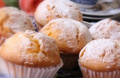 Muffins a la confiture