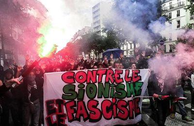 """Le sionisme, """"fils de France"""""""