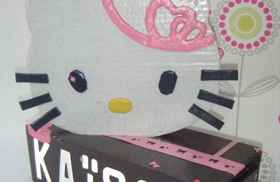 urne hello kitty