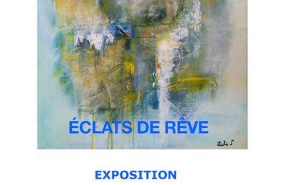 """Exposition """"Éclat de Rêve"""""""