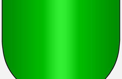 Le symbolisme du sinople (vert)