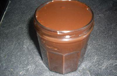 Pate a tartiner au chocolat