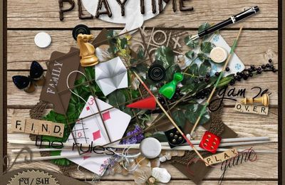 """Playtime"" de Sarayane"