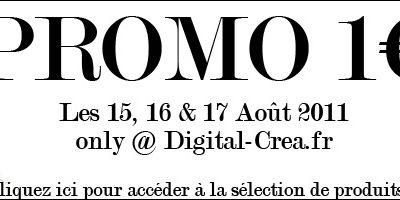 Promo chez Digital-créa