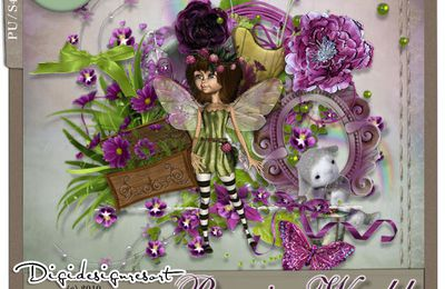 """Berries world"" de Bee creation"