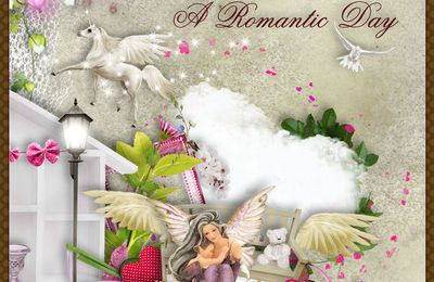 """A romantic day "" de Lapuce"