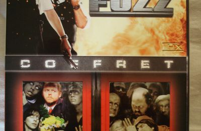 [DVD] Shaun of the Dead + Hot Fuzz