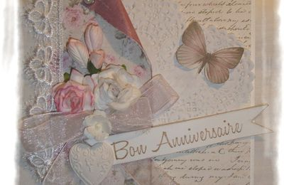 cardlift pour love shabby chic