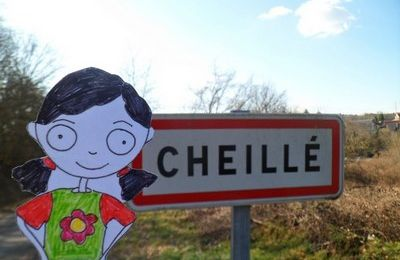 Juliette en Touraine.