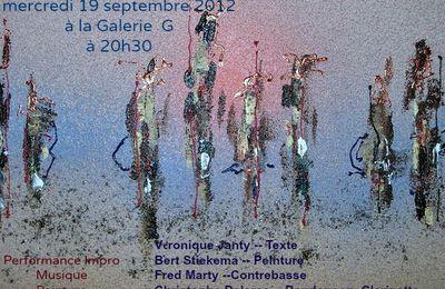 mercredi 19 septembre 20h30 : Momenti Altri # 13