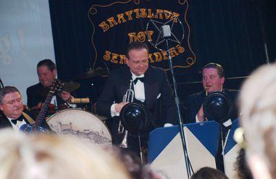 Les Bratislava Hot Serenaders au festival Jazz de Markolsheim