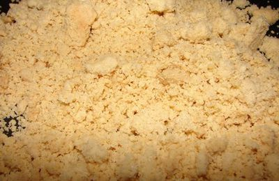 Crumble (pâte)