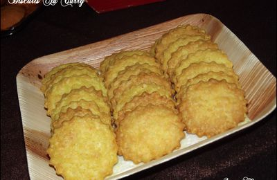 Biscuits Au Curry...