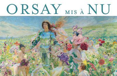 « Orsay mis à nu » : Louise Bourgoin et Edwart Vignot déshabillent les œuvres d'art