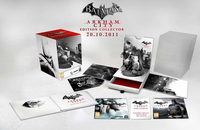 Batman Arkham City : Edition Collector
