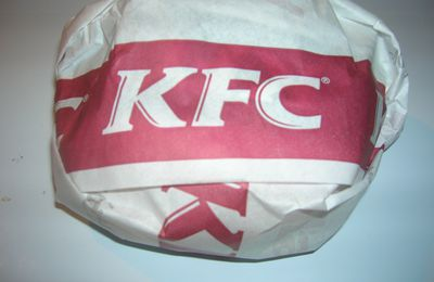 Mon test sweet and fire KFC