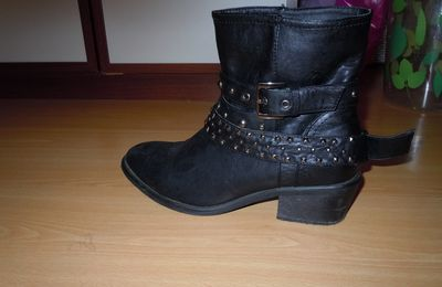 Bottines RAX MAX