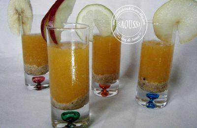 Mousse Au Abricots