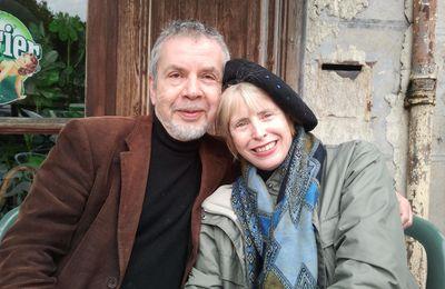 Perpignan,le théâtre municipal devient Broadway jeudi soir! interview Robin Hendrix par Nicolas Caudeville